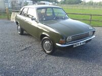 Austin Allegro 1300 SDL 1975 Full Mot Massive History File Ziebart From New Very Solid Tax Exempt