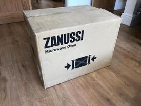 Zanussi ZSG25224XA Built in Microwave in Stainless Steel- BRAND NEW, NEVER USED.