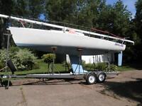 j80 sailboat