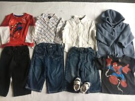 Boys Next Bundle of Clothes Size 9 to 12 Months