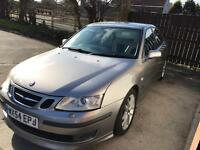 2004 Saab turbo 1.8 petrol 260 bhp may px