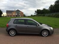 2007 VOLKSWAGEN GOLF GT TDI DSG / MAY PX OR SWAP