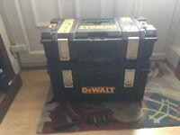 Dewalt tool boxes
