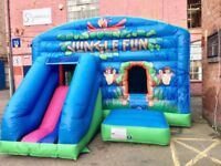 Bouncy castle and ball pond hire