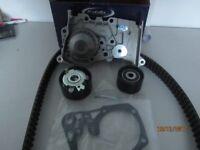 Renault Timing Belt Kit inc water Pump and tensioners
