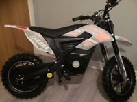 KIDS ELICTIC DIRT BIKE,