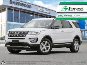 2017 Ford Explorer XLT Leather & Roof!!