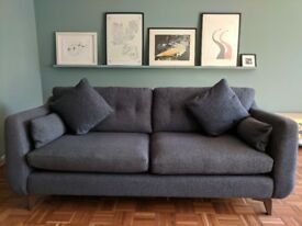 Stockholm 3-seater sofa, excellent condition