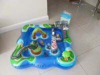ELC Inflatable Water Play Centre