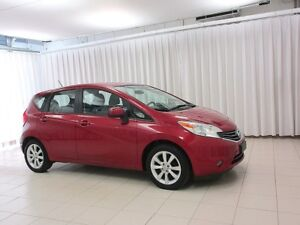 2014 Nissan Versa NOTE SL 5DR HATCH, VERY WELL EQUIPPED W/ A/C,