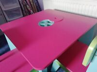 Early learning centre toddler play table.