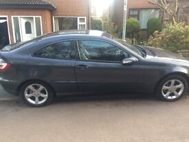 MERCEDES BENZ C 220 IN GREAT CONDITION