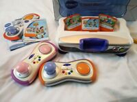 Vtech V.Smile Motion Console with Three Games