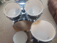Mapex Drum Kit (Shells, Pedal and Throne)