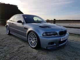 BMW M3 3.2 with loads of professional extras!