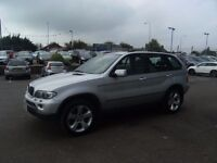 2005 05 BMW X5 3.0 D SPORT 5D AUTO 215 BHP **** GUARANTEED FINANCE **** PART EX WELCOME ****