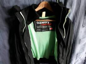 SUPERDRY jacket women's size XL Barely worn