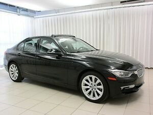 2013 BMW 3 Series 320i x-DRIVE AWD TURBO w/ HEATED SEATS & MOONR