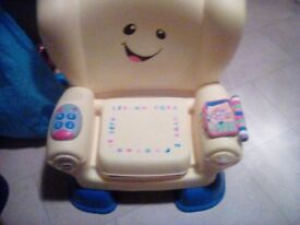Fisher price smart stages seat/chair kids/children's toy