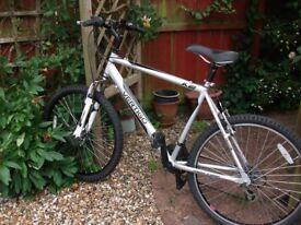 """Mens Bike Vertigo K2 20"""" Frame Recently Serviced"""