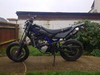 CATEGORY D Yamaha WR125X Supermoto Spares/Repairs