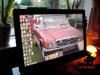 "27"" Touch-Screen Iiyama PC Monitor - Win10 compatible"