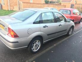 Ford Focus 1.6 Automatic