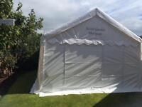 Marquee 4m x8m 100% PVC