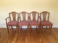 4 Ducal Dining Chairs