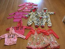 Twin 1 to 2 year old clothes