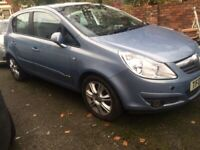 VAUXHALL CORSA 1.3 CDTI DIESEL 2007 BREAKING FOR PARTS SPARES AND REPAIRS