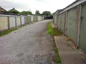 Lock-up garages to let in Colemeadow Road Coleshill.