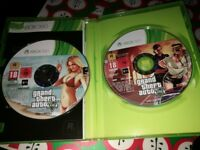 GTA V Xbox 360. Perfect condition.