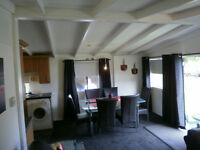 FESTIVAL LET Chalet at Seton Sands Prestonpans (near Edinburgh)