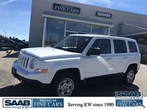 2013 Jeep Patriot NORTH ONLY 49KM NO ACCIDENTS 4dr FWD Sport/Nor