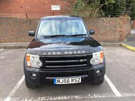 2007 LAND ROVER DISCOVERY 3 DIESEL 7 SEATER