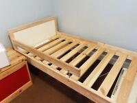 Toddler bed Ikea Sniglar