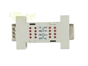 9-pin-RS232-Tester-USB-Serial-Adapter-Converter-Cable