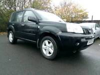 Nissan x-Trail 2.2 Dci 4 wheels drives full service history full mot Excellent drives