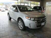 2014 Ford Edge Limited ONLY 15,000 KM'S!!