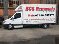 West Yorkshire Removals, man and van