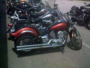 2001 Yamaha V-Star 1100 Custom -