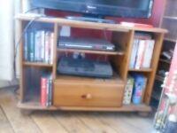 Pine TV/DVD/TVBox Stand