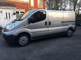 2007 Renault trafic dci 115