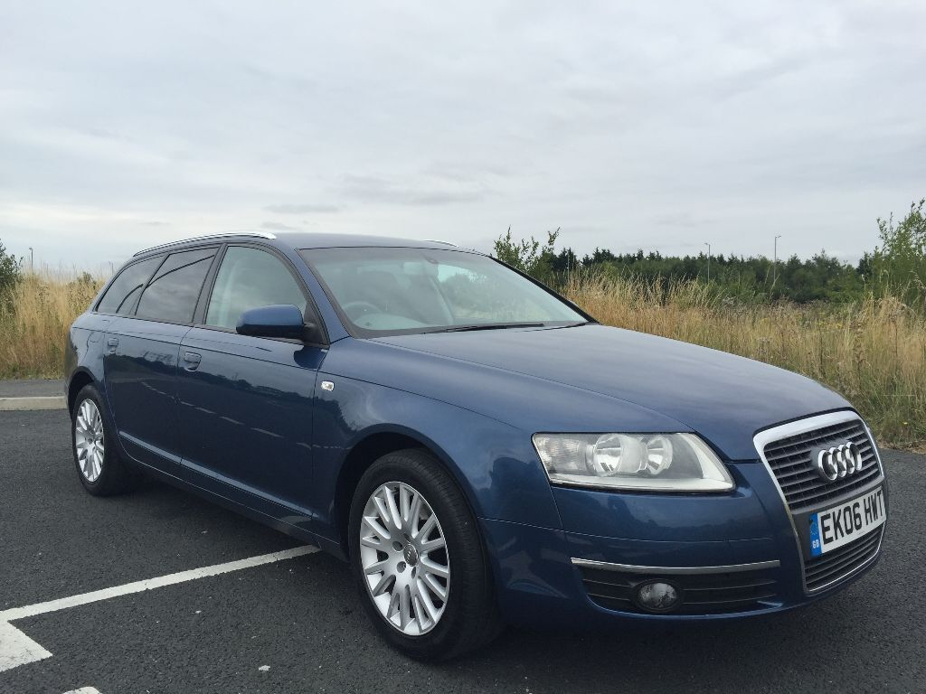 audi a6 2 0 tdi estate in selby north yorkshire gumtree. Black Bedroom Furniture Sets. Home Design Ideas