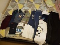 Boys bundle clothes 11-13 years