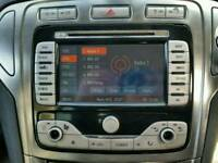 Ford Mondeo Mk4 Sat Nav Bluetooth Touch Screen Stereo