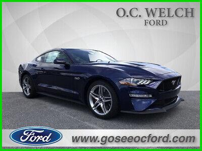 2019 Ford Mustang GT Premium 2019 GT Premium New 5L V8 32V Manual RWD