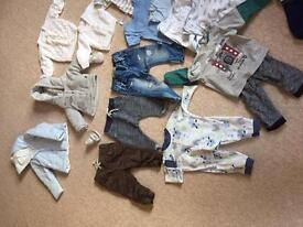 3-6/6-9 Months Boys clothes