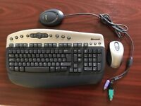Microsoft Wireless Multi Media Keyboard and Mouse